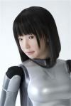 美少女ロボ「未夢」、震災で「役立たず」と批判され開発中断 今どこで何を