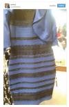 """ネットで話題の""""例のドレス""""、反響の大きさにメーカー側「実際は青と黒のドレスだけど白と金バージョンも作るよ」と宣言"""