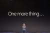今夜のアップル発表会、One more thingは何になる?