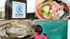 日本全国の漁場から集められた新鮮な魚介類が食べられる「中之島漁港」