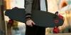 世界初! 遠隔操作も可能なコナン君的電動スケートボード誕生