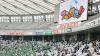 サッカースタジアムにアニメキャラが乱入してコラボしまくる「アニ×サカ!!」初戦がどんな様子かみてきた