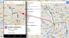 Googleマップアプリに自分で作成したルートなど「マイマップ」を表示する機能が搭載される