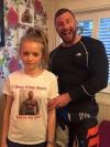 パパ「うちの娘モテすぎだろ……よし、俺の写真入りTシャツを着せよう」 マッチョ親父が娘を守るたったひとつのマッチョなやり方