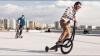 あの立ち漕ぎ専用自転車「Halfbike」がさらにカッコよくなってた!