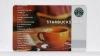 スターバックスカードでコーヒーを無限に注文できるバグが発見される