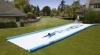 これを置く庭がほしい。15mの家庭用ウォータースライダー