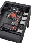 CPUやグラボを飾れる机型自作PCケース