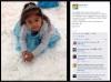 「エルサは黒人じゃない」と言われたアボリジニの3歳の少女、ディズニーに招待されてエルサ女王になる