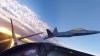 新旧の戦闘機「P-51」と「F-22」の編隊飛行をコックピットから360度撮影したムービーがYouTubeで閲覧可能