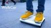 「世界よ、これが日本の移動体だ」と言わんばかりの携帯可能・世界最小電気自動車「WalkCar」