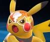 Wii U版『ポッ拳』2016年春発売!「マスクド・ピカチュウ」が参戦