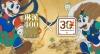 マリオ&ルイージが「風神雷神」に 琳派400年×マリオ30周年、記念びょうぶを制作