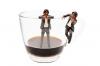 それブラックコーヒーやない、松崎しげるや! フィギュア「コーヒーカップの松崎しげる」爆誕