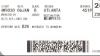 飛行機の搭乗券に印刷されたバーコードを読み取ると個人情報など意外にも多くの情報が書かれていた
