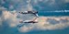 空軍パイロットの技術力の高さがよくわかる写真