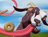 混ぜるな危険…『Goat Simulator』と『I am Bread』がコラボ、ヤギとパンがイチャつく意味不明ティーザー映像お披露目