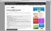 HTML5でWebページを作成する時のベースになるシンプルなコードで書かれたテンプレート