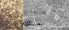カザフスタンで巨大地上絵発見、大き過ぎてNASAが空から観測