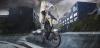雨だけどチャリで来た。画期的な自転車用雨よけシールドが発売