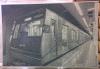 切符のパンチくずで作った電車のドット絵が圧巻 使った数は15万枚以上、製作職員「もう二度としない」