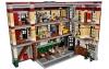 ゴーストバスターズの消防署レゴ。ついに内部が公開