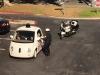 グーグルの自動運転車、まさかのスピード違反で警察がストップ