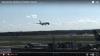 空港に着陸しようとした飛行機がまさかのトランスフォーム! 意外な結末に2度びっくりするCG動画
