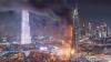 ドバイの超高層ビル火災が止まらない