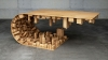コンセプトは映画「インセプション」。3Dプリントってすごいなと素直に思うコーヒーテーブル