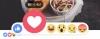 Facebookに「超いいね!」「悲しいね」登場 「いいね!」以外のボタン、日本版にも