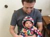 ザッカーバーグ氏の長女に予防接種──投稿がワクチン賛否めぐる議論に火