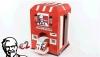 本物が出るシリーズ。レゴ製ケンタッキーフライドチキン販売機