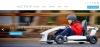 スマホアプリと連動する子供用スマートカート『Actev』