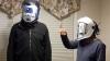 スター・ウォーズのR2-D2が話す「ピポパポピポ」という機械言語を翻訳し会話できるヘルメットを作った猛者が登場