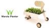 ネット上で誰かが「www」と草を生やすと実際に地球上に草が生やされていく「Warota Planter」