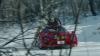 F1レーサーに「雨で乗りたくない」と言わしめたあのフェラーリF40を雪山で爆走させるとこうなる