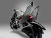 どうしてこのデザインに行き着いたんだ! ヤマハがバイクに羽を生やすもネット上で「G」っぽいの声