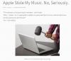 「Appleが私の音楽を盗んだ」──Apple Musicライブラリでまた悲劇が