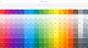 マテリアルデザインによく使われる色をまとめたサイト「Material Color」