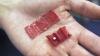 「折り紙」構造を応用した小型・軽量ロボットが改良され、誤飲したボタン電池を体内から取り除ける「Ingestible Origami Robot」に進化