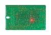 東京の路線図を基板に描いたICカードケース 改札タッチで「東京駅」光る