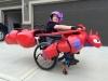 車いすの子どもたちに向けたコスプレ衣装を作るNPO団体